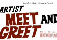 Meet and greet with artist michelle duprey ames free library artist michelle duprey has a lot of creative interests and has been painting since she was young she also creates her own handmade jewelry m4hsunfo